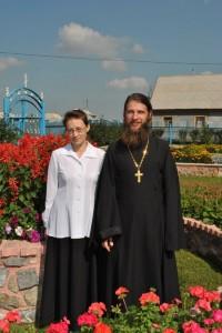 иерей Константин и матушка Татьяна